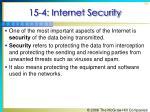 15 4 internet security