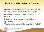 student achievement growth14