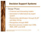 decision support systems21