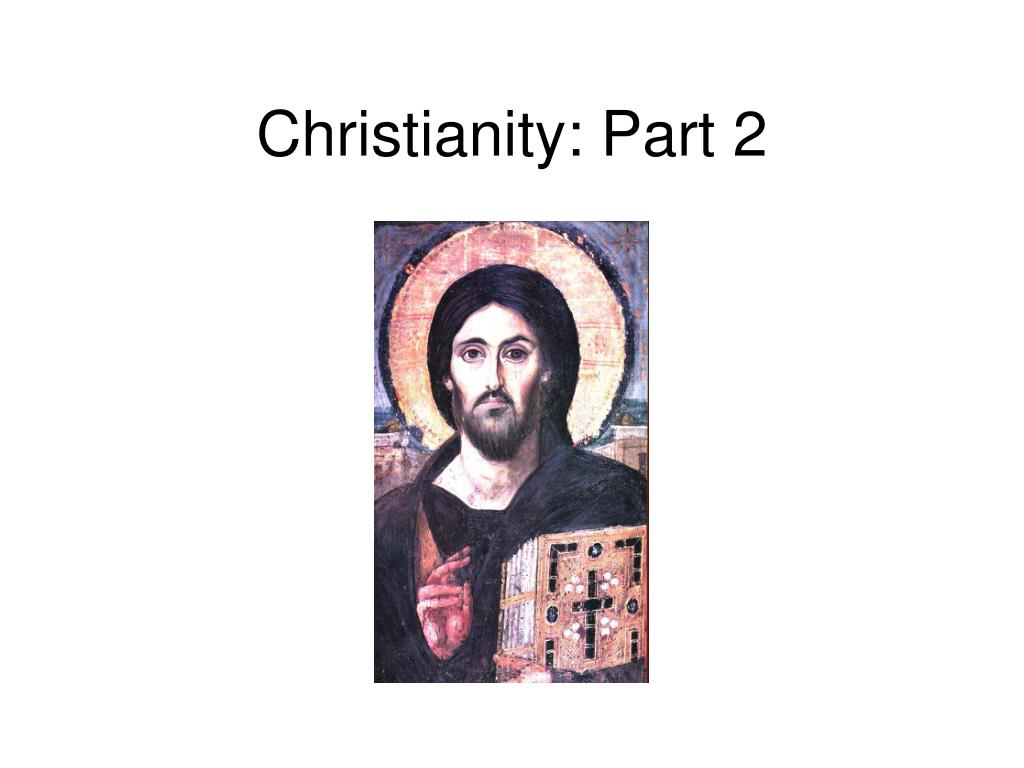 christianity part 2 l.