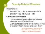 obesity related diseases9