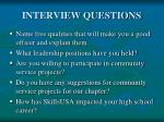 interview questions20