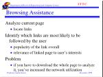 browsing assistance