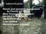 iv indemnification