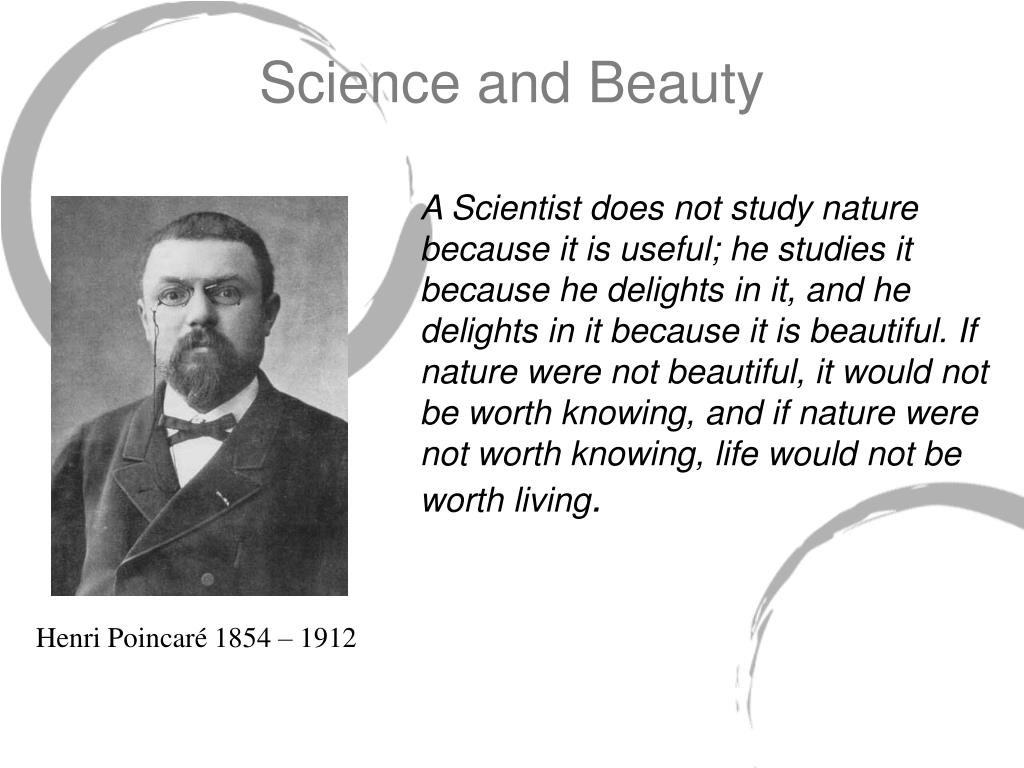 Science and Beauty