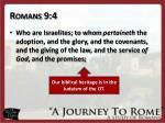 romans 9 4
