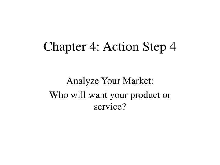 chapter 4 action step 4 n.