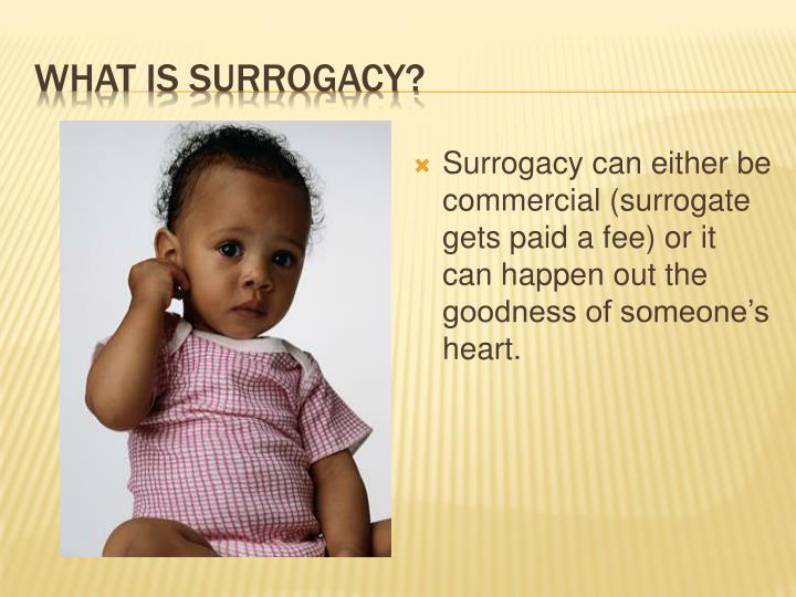 What is surrogacy3