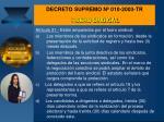 decreto supremo n 010 2003 tr fuero sindical30