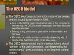 the oecd model