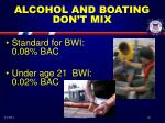 alcohol and boating don t mix19