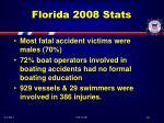 florida 2008 stats10