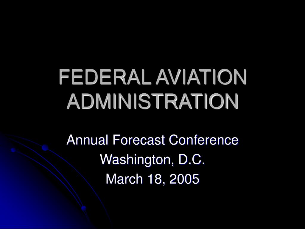 federal aviation administration l.