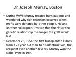 dr joseph murray boston