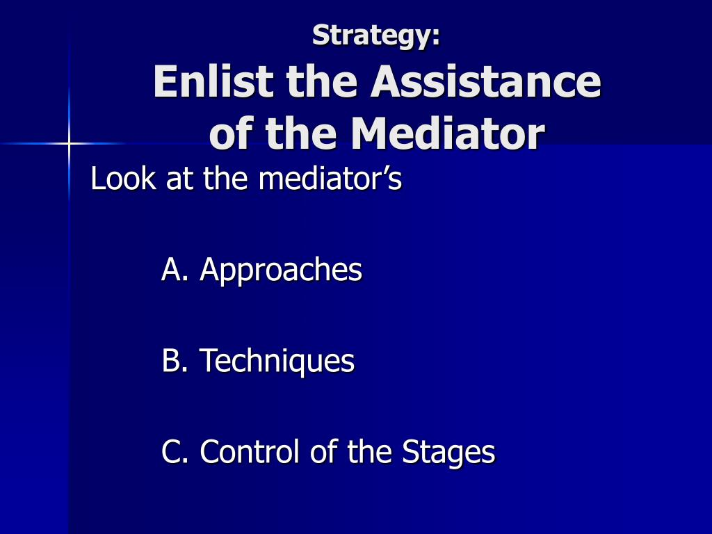 challenges of an advocate mediator The challenges of being a mediator by: michelle velasquez bshs/441 august 19, 2013 ms deborah white, ma agenda the role of the mediator ethical challenges of being a.