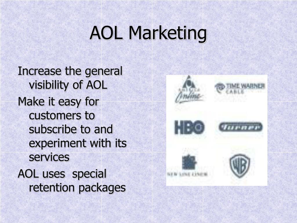 AOL Marketing