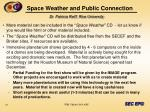 space weather and public connection2