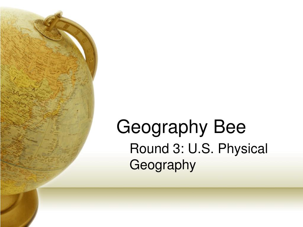 geography bee l.