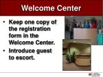 welcome center63