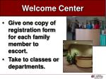 welcome center64