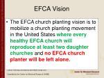 efca vision