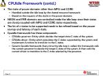 cpuidle framework contd