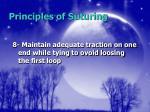 principles of suturing53