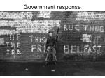 government response 2 security