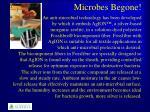 microbes begone