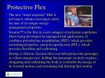 protective flex