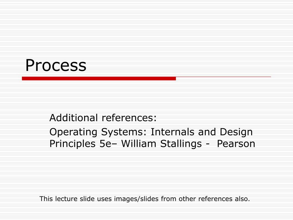process l.