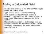 adding a calculated field39