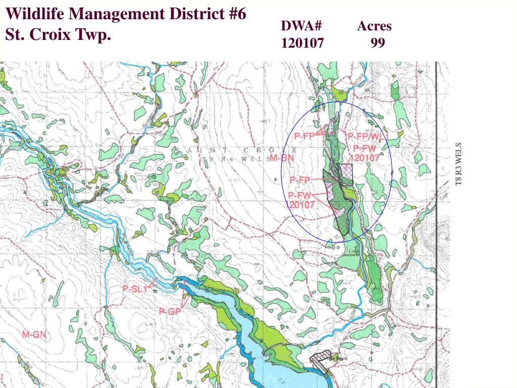 Wildlife Management District #6
