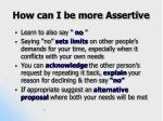how can i be more assertive17