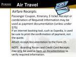 air travel101
