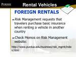 rental vehicles94