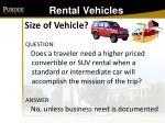 rental vehicles95