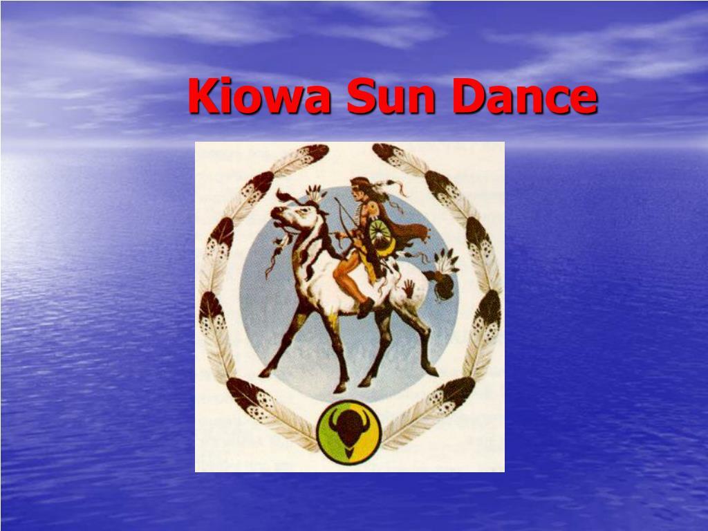 Kiowa Sun Dance