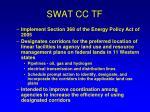 swat cc tf11
