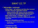 swat cc tf3
