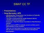swat cc tf4