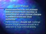 watch patrol20