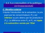 4 4 les externalit s et la politique environnementale11