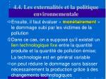 4 4 les externalit s et la politique environnementale8