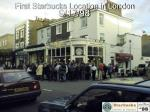 first starbucks location in london 9 17 98