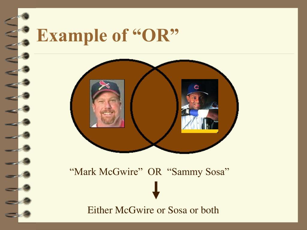 a comparison of mark mcgwire and sammy sosa