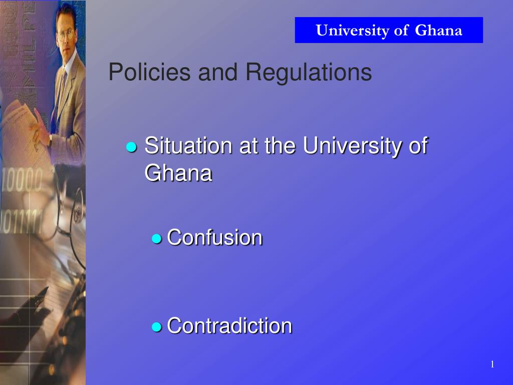 policies and regulations l.