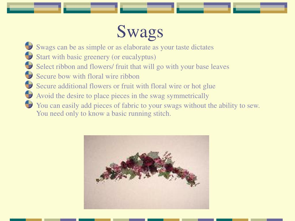 Swags