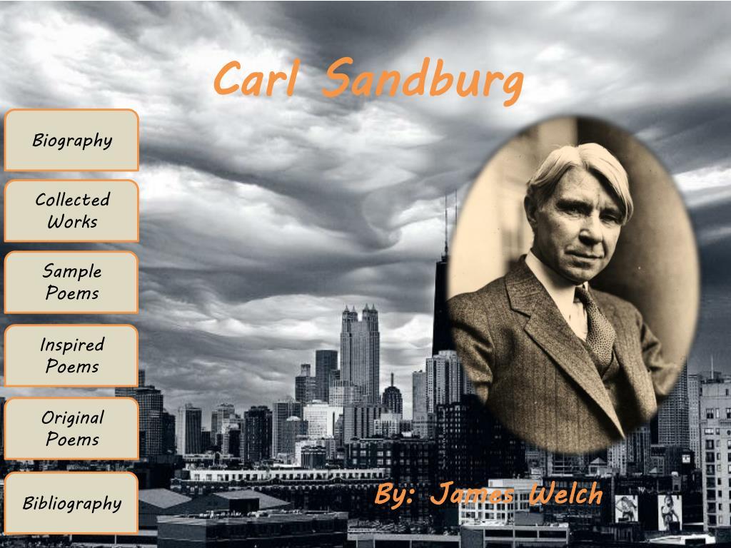 carl sandburg l.