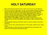 holy saturday33